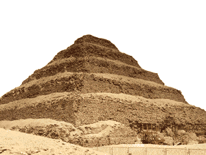Ancient Egypt - Step Pyramid of Zosher