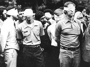 American Hostages in Iran