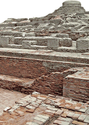 Indian history - Mohenjo Daro today