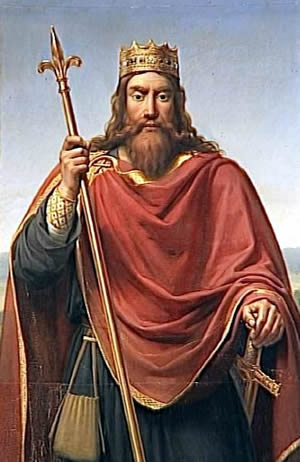 Clovis (c. 466 – c. 511) was the first king to unite all of the Frankish tribes under one ruler.