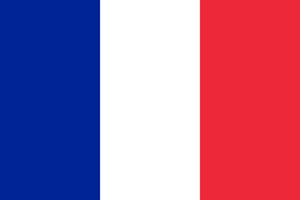 French Flag During Ww1