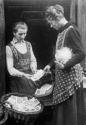 The Rise of Hitler - poverty in Germany
