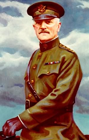 "The World Wars - John J. ""Black Jack"" Pershing"
