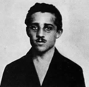 A Powder Keg in Europe - Gavrillo Princip