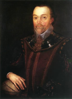 Sir Francis Drake - Piracy in the Caribbean