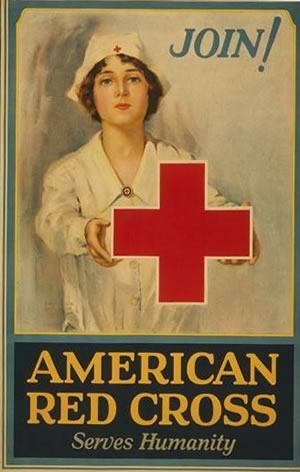 The American Red Cross (poster)