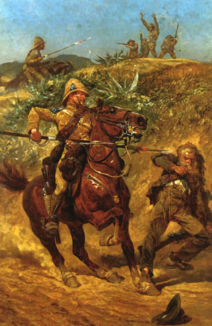 The Boer Wars (painting)