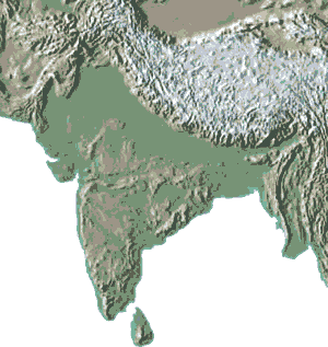 The Indian Subcontinent