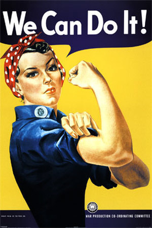 Rosie the Riveter (poster)