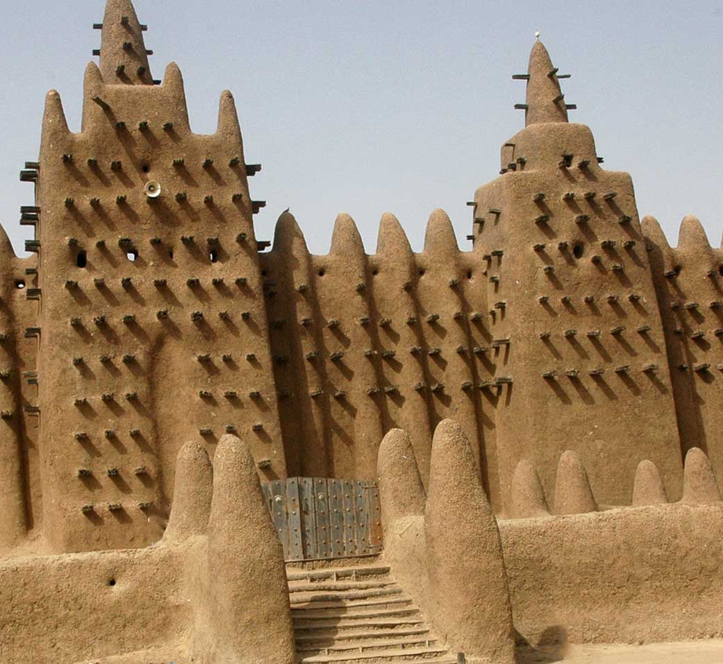 The Great Mosque of Djenné