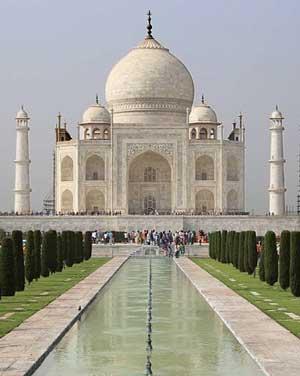 Taj Mahal (Mughal architecture)