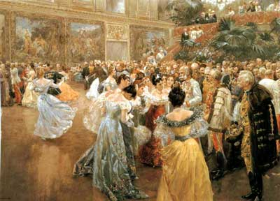 """Court Ball at the Hofburg"