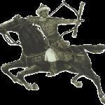 Hunnic archer