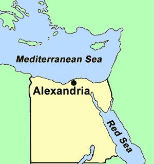 Alexandria (map)