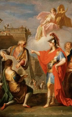 Founding Alexandria (Costanzi)