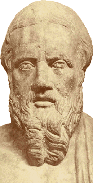 Herodotus (statue)