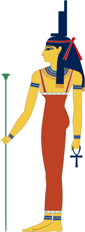 Isis (drawing)