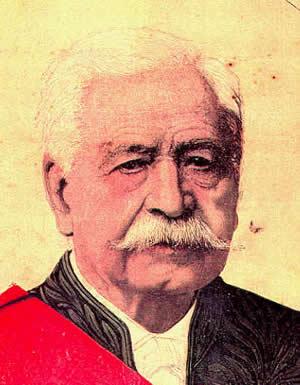 Ferdinand deLesseps