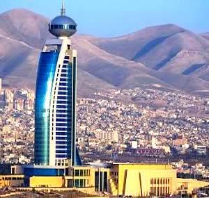 The Grand Millennium Sulaimani Hotel.