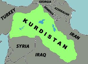 Kurdistan (map)
