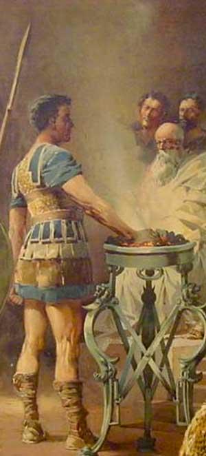 Gaius Mucius