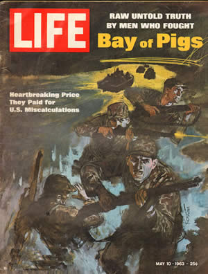 Bay of Pigs (magazine cover)