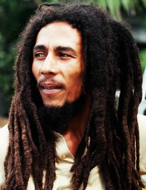 Bob Marley - Rastafarian