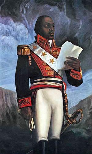 Francois Toussaint L'ouverture - History of Haiti