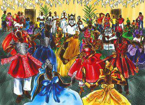 Santeria - Caribbean Folk Religion