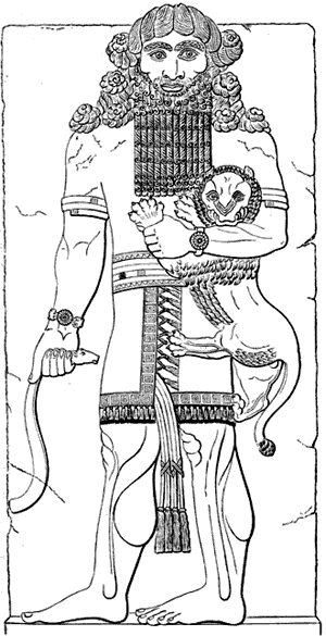 Gilgamesh (illustration)