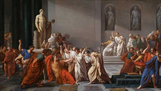 The Death of Caesar (painting)