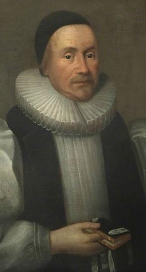 Bishop James Ussher