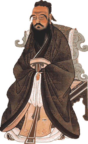 Confucius, the most remembered person in Chinese History