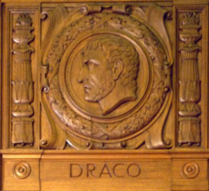 Draco of Ancient Athens