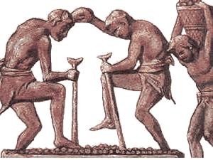 Athenian slaves