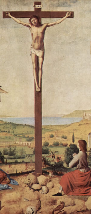 Crucifixion of Jesus (painting)