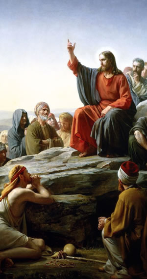 "Bloch's ""Sermon on the Mount."""