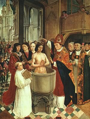 Baptism of Clovis