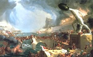 The Fall of Rome (painting)
