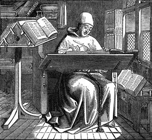 Christian Monk