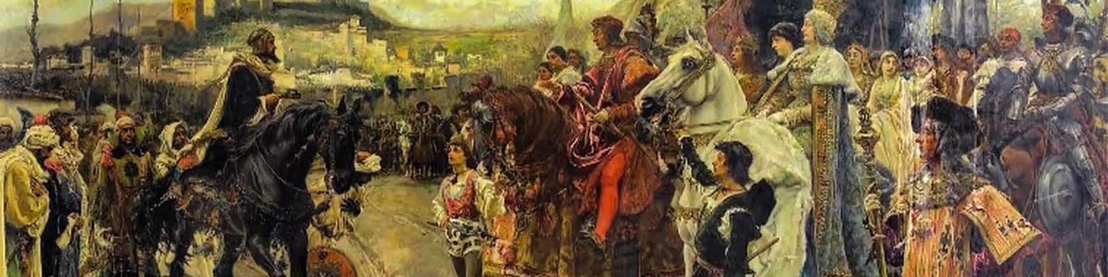The Moors - Muslims in Spain - mrdowling com