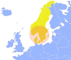 The Vikings (map)