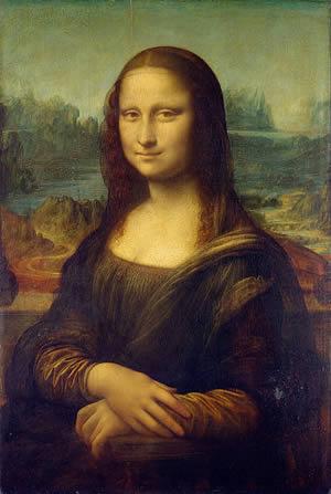 Mona Lisa by Leonardo di Vinci