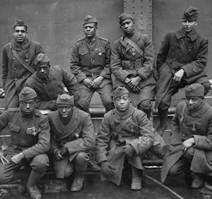 The 369th Infantry Regiment (photo)