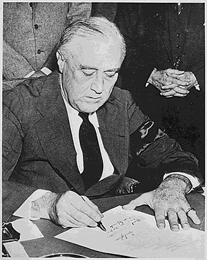 Franklin Roosevelt (photo)