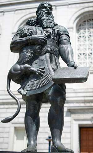 Ashurbanipal (statue)