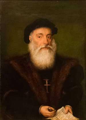 Portuguese explorer Vasco daGama
